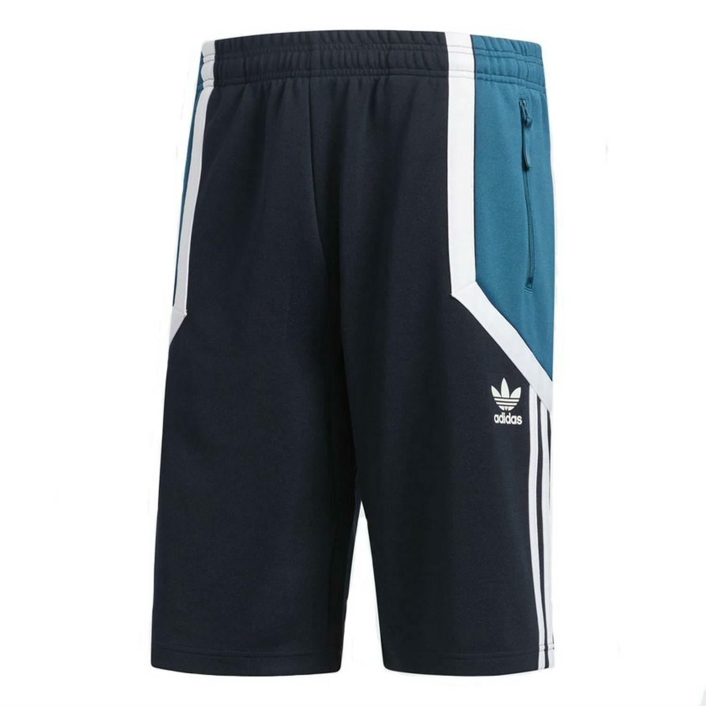 adidas adidas nova short pantaloncini uomo blu