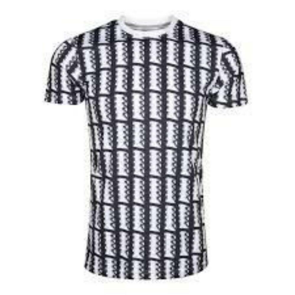 new era new era ny escape tee t-shirt uomo bianca