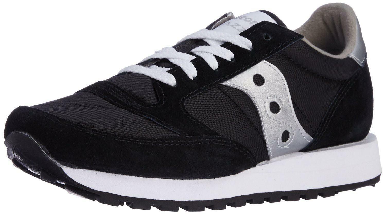 saucony saucony jazz original  scarpe sportive nere argento