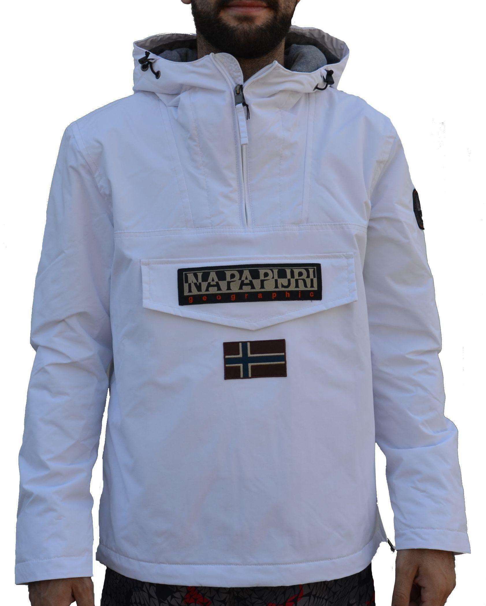 NAPAPIJRI Rainforest Winter Jacket Giacca Uomo