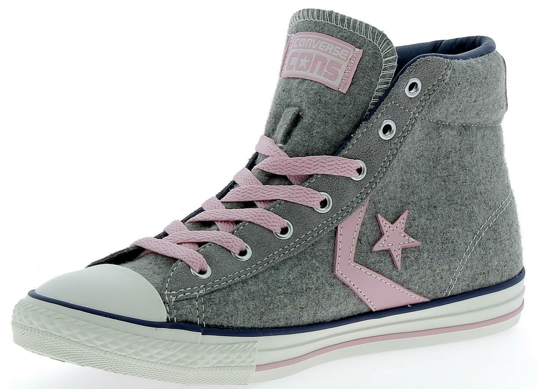 converse converse all star plyr ev hi pheaton grey scarpe donna grigie 628153c