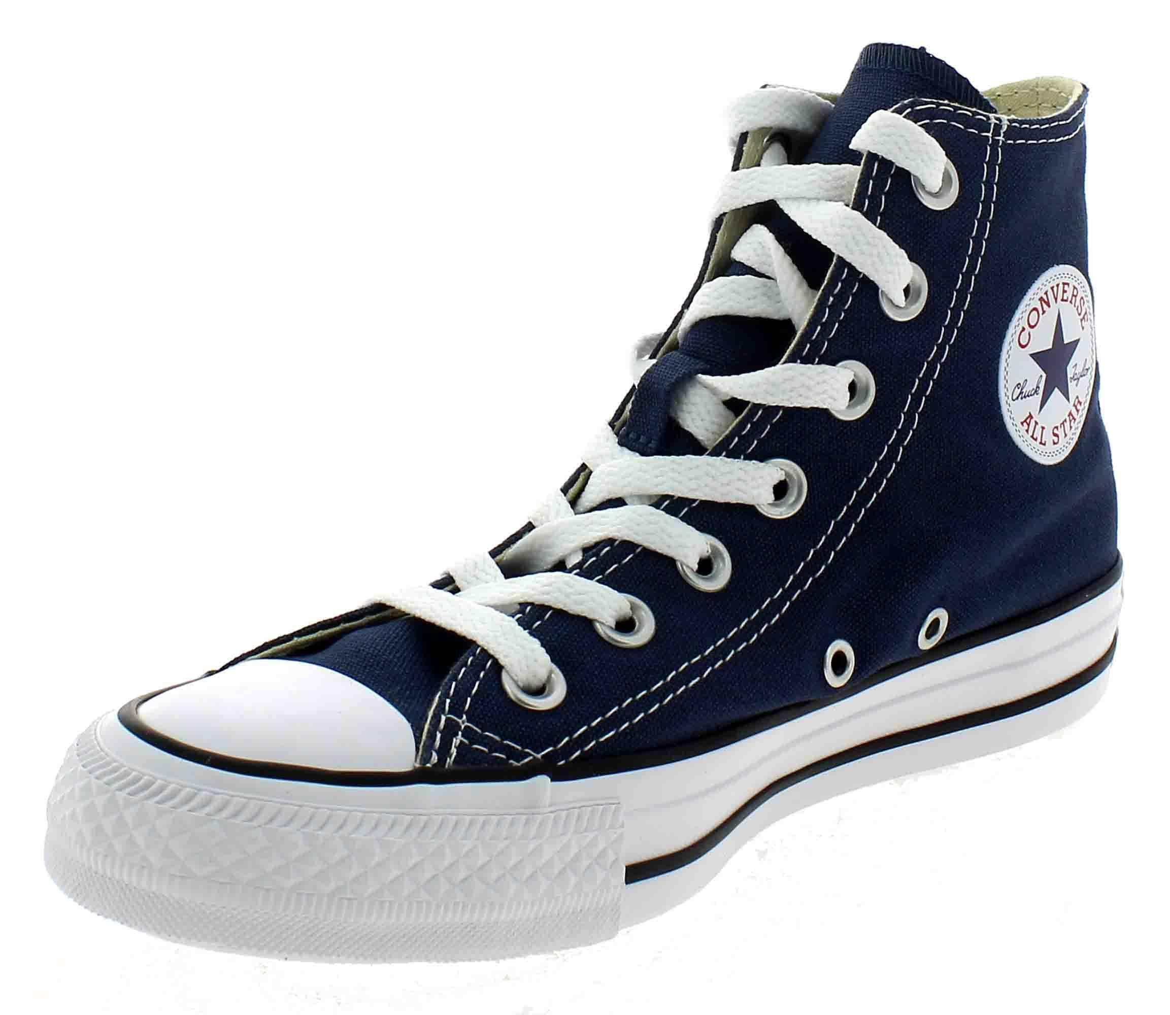 1a344a8199d0 Image is loading CONVERSE-ALL-STAR-HI-SPORT-SHOES-HIGH-BLUE-
