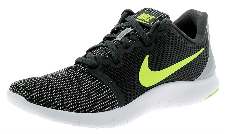 nike nike flex contact 2 scarpe sportive uomo grigie aa7398007