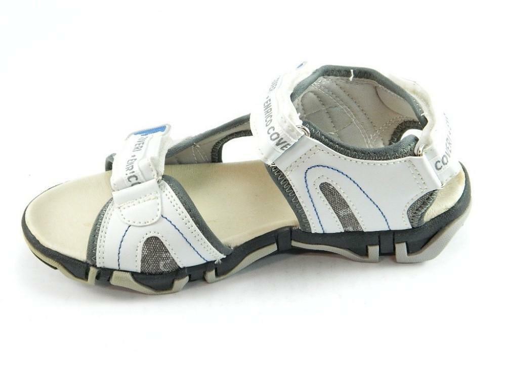 enrico coveri enrico coveri sandali bambino bianchi