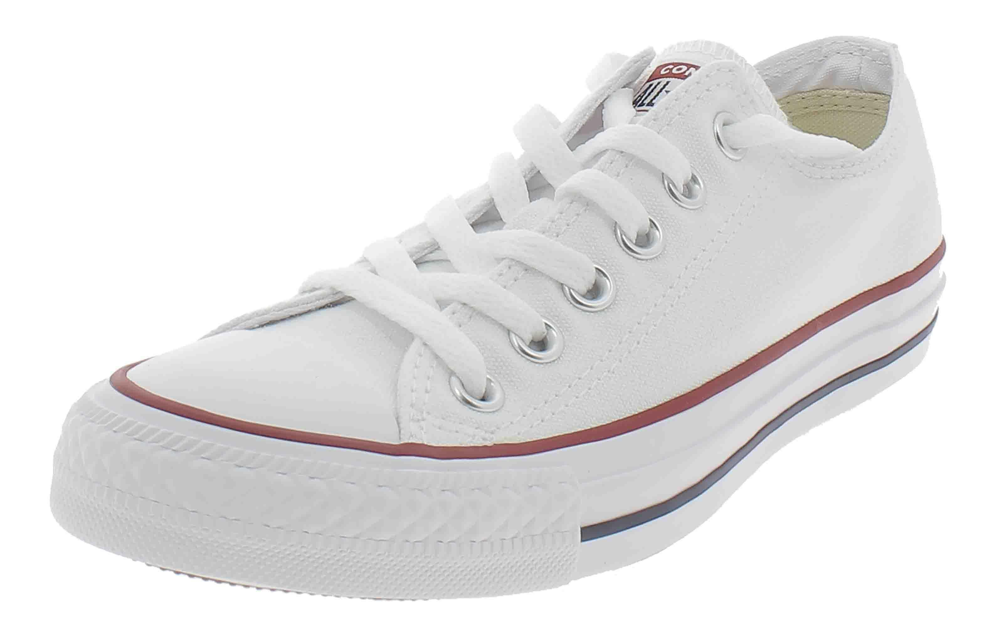 2all star converse donna bianche basse