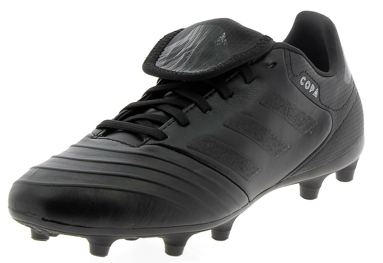 adidas adidas copa 18.3 fg scarpini calcio uomo neri db2460