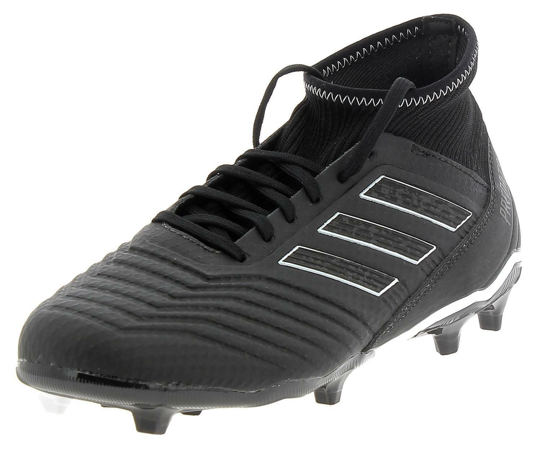 adidas adidas predator 18.3 fg scarpini calcio uomo neri db2000