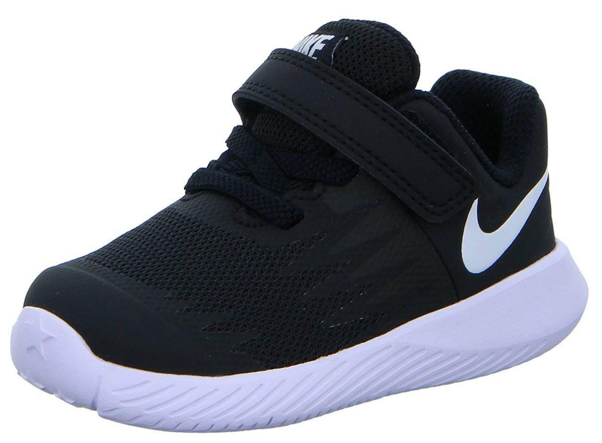 nike nike star runner tdv scarpe sportive bambino nere 907255001