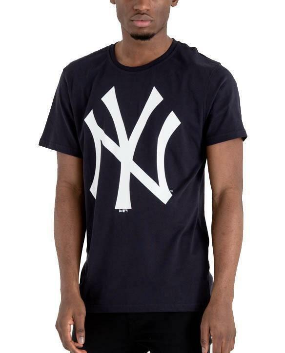 new era new era nos og t-shirt uomo blu 11204000