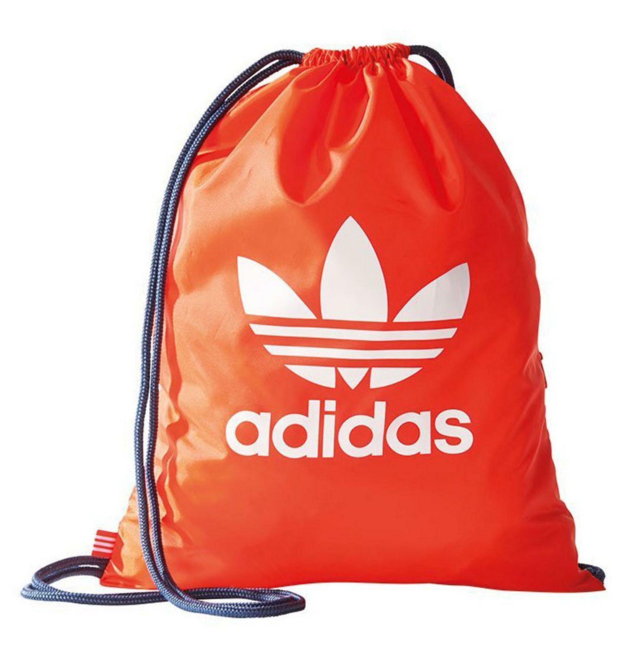 adidas adidas originals bq1496 gymsack tricot sacca rossa