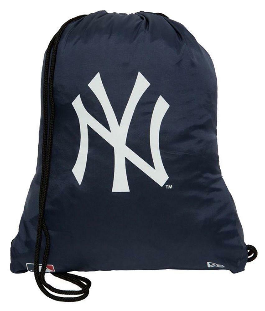 new era new era mlb gym sack sacca blu