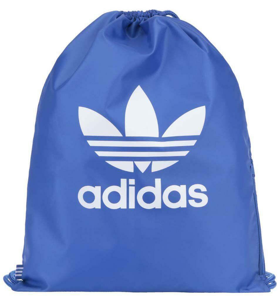 adidas adidas originals tricot sacca azzurra