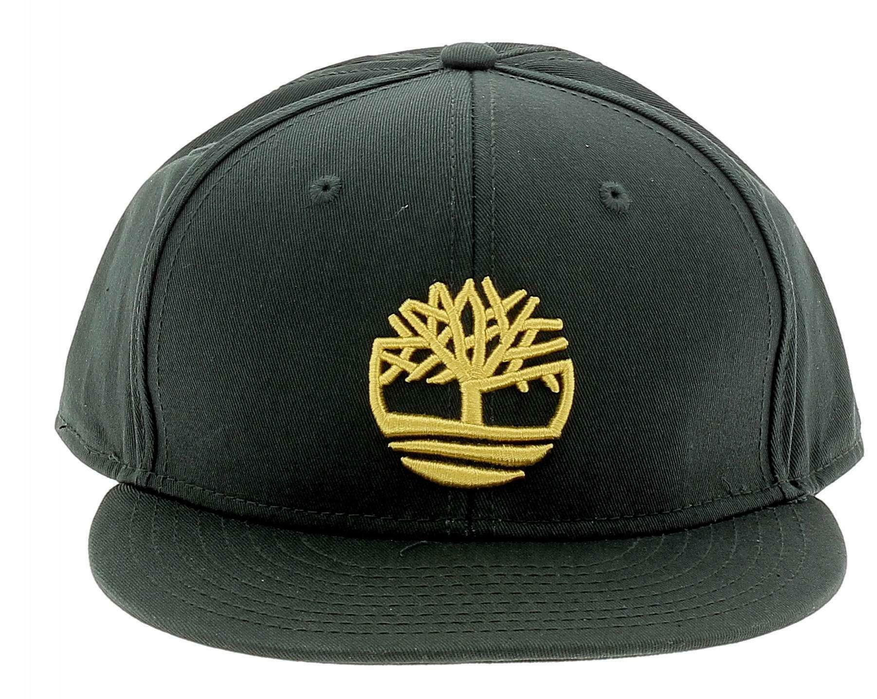 timberland timberland twin flat cappello uomo verde