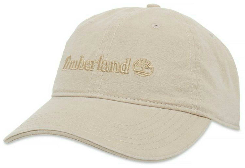 timberland timberland cotton canvas cappello uomo beige a1e9i022