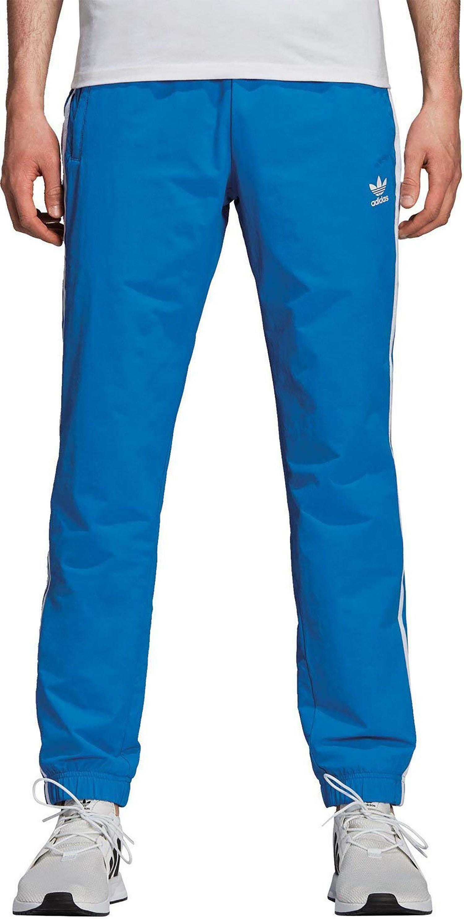 874c73d4b5 Dettagli su Adidas Warm-up Tp Pantaloni Tuta Uomo Blu DH5765