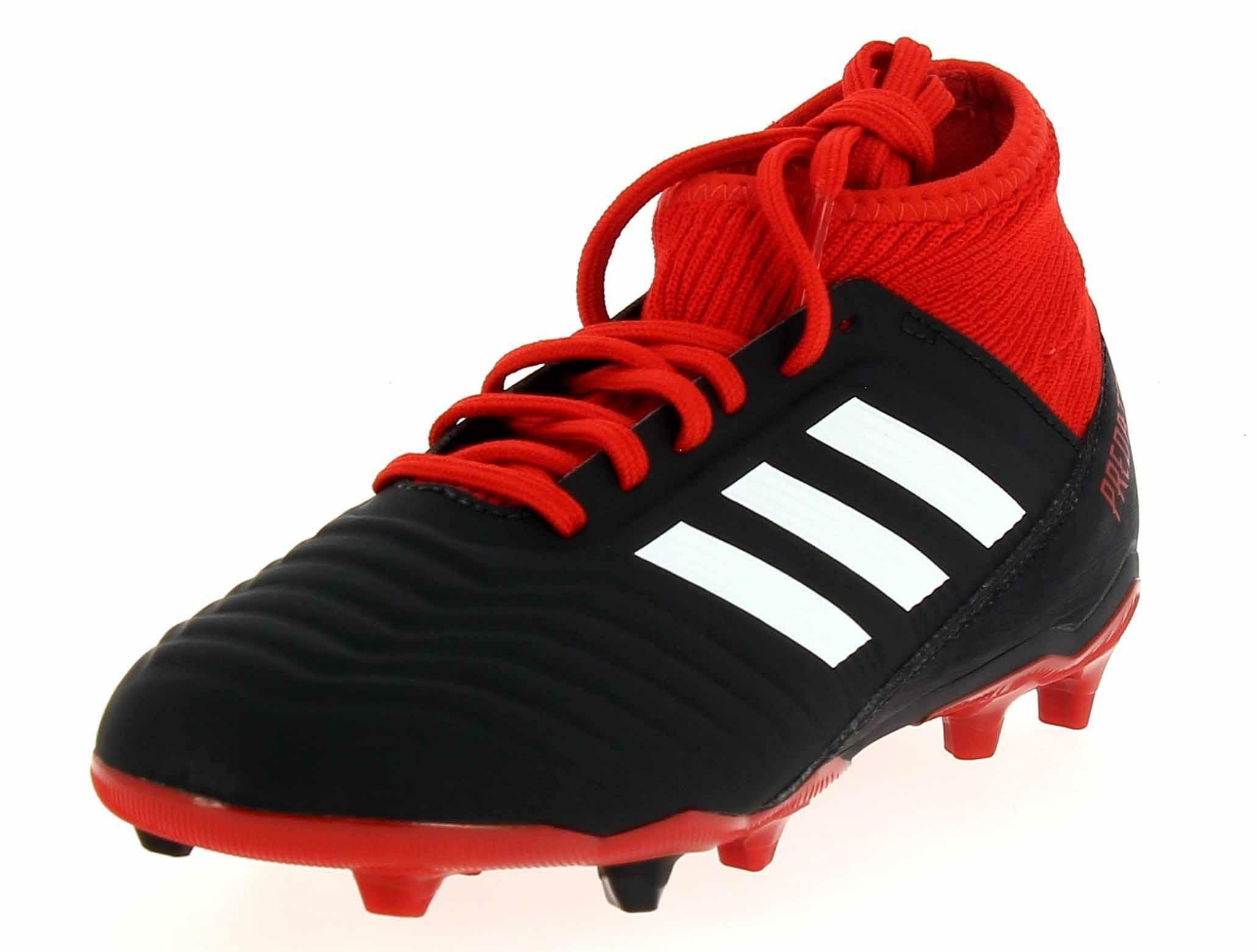 Details about ADIDAS Predator 18.3 FG Child Soccer Boots DB2318
