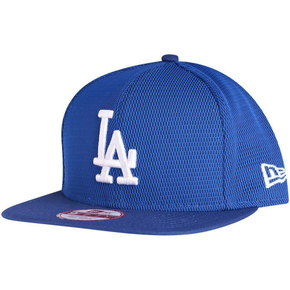 new era new era cap mbl official los angeles dodgers cappello uomo azzurro 8021950
