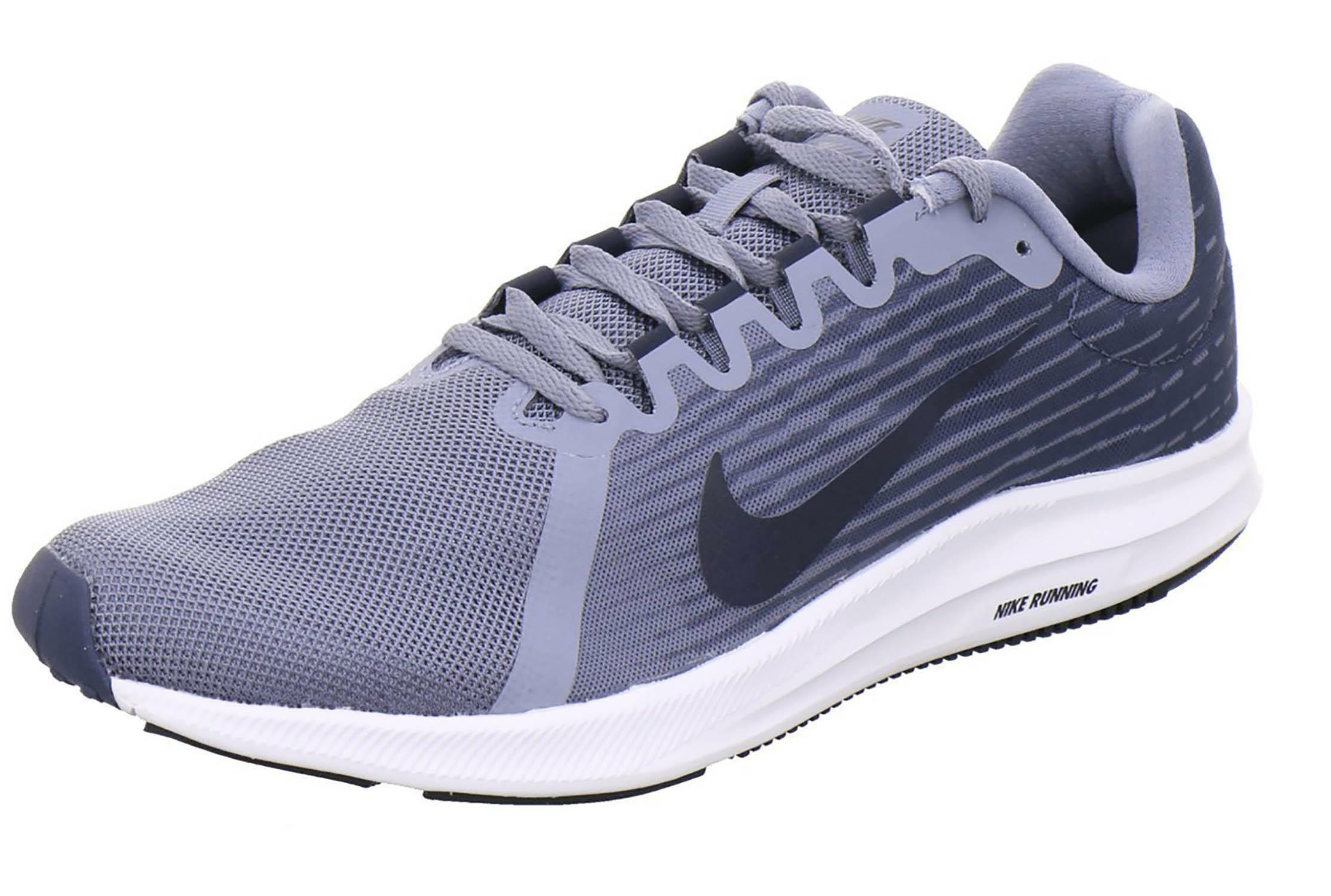 913cefadcf DownShifter Sports zapatos Hombres gris 908984402 NIKE 8 nndrwl147- Zapatillas deportivas