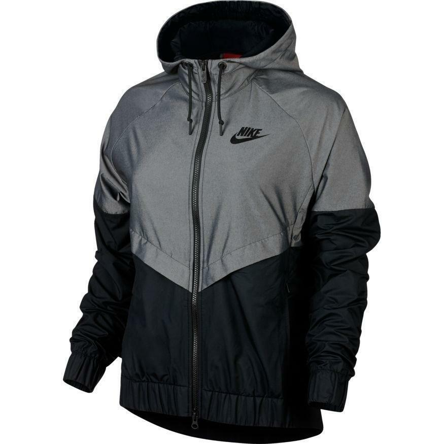 size 40 c7acd fb47c Nike sportswear windrunner giacca a vento donna