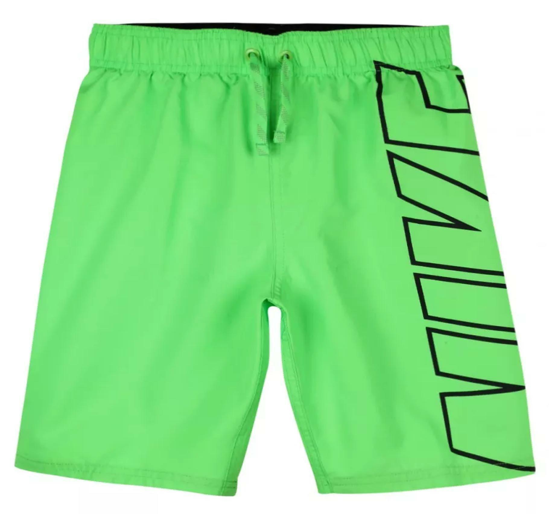 nike nike costume bambino verde fluo ness8650370
