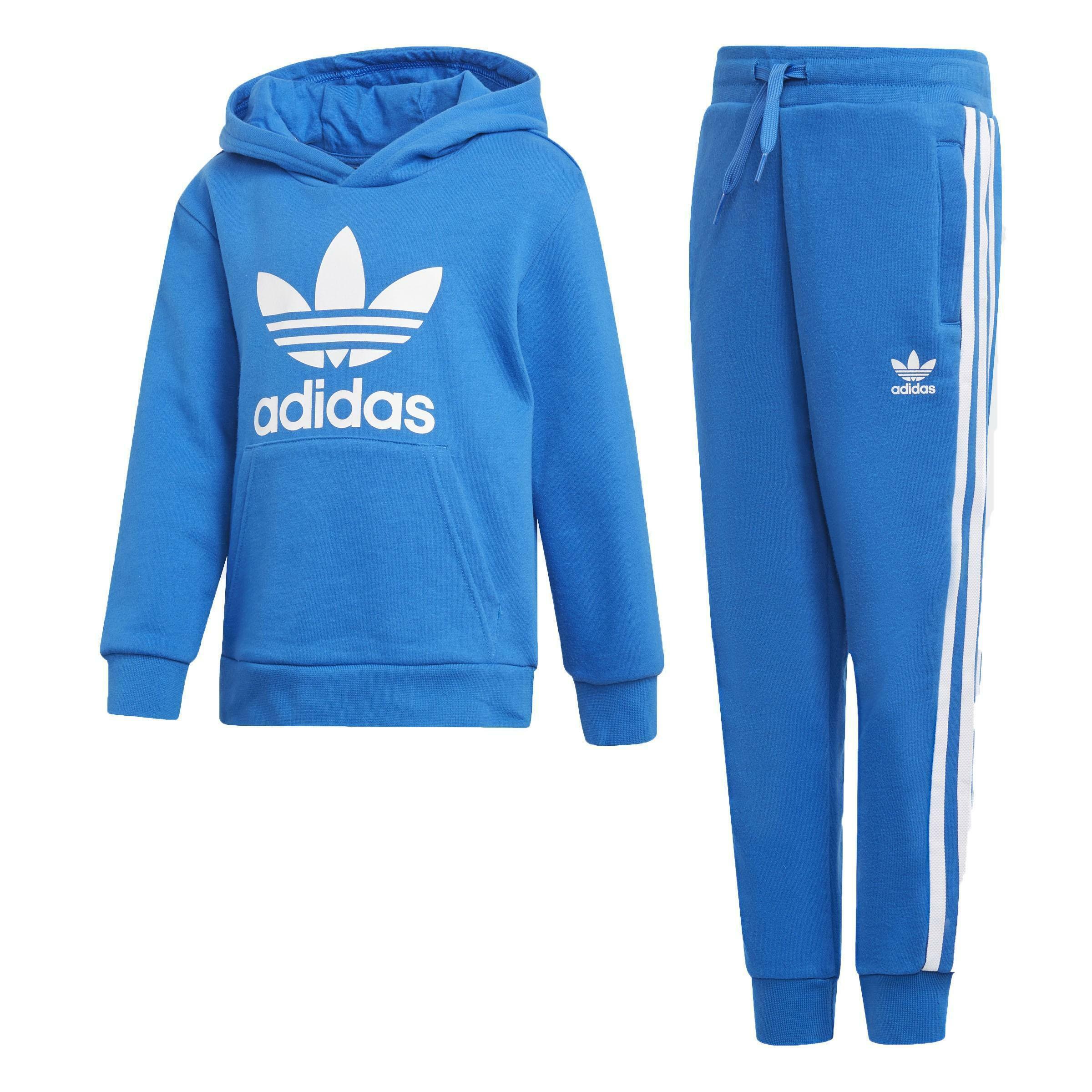 adidas adidas ltrf tuta bambino blu d98858
