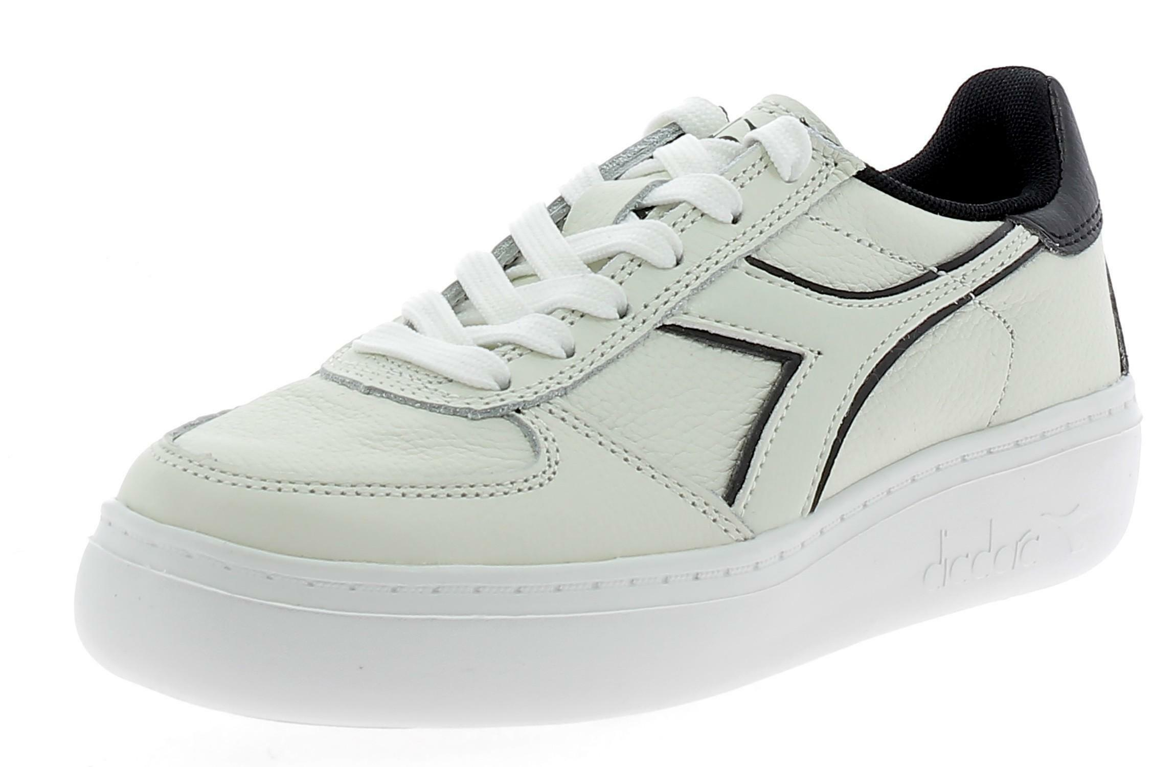 diadora diadora b.elite l wide scarpe sportive donna bianche 173733c0351