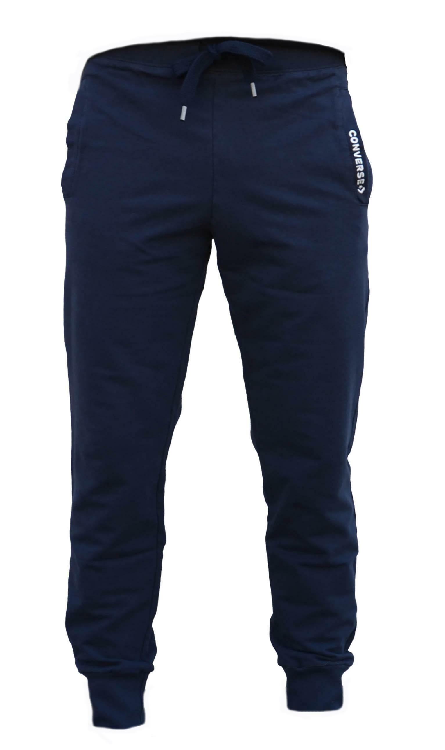pantalone felpato converse off 74% -