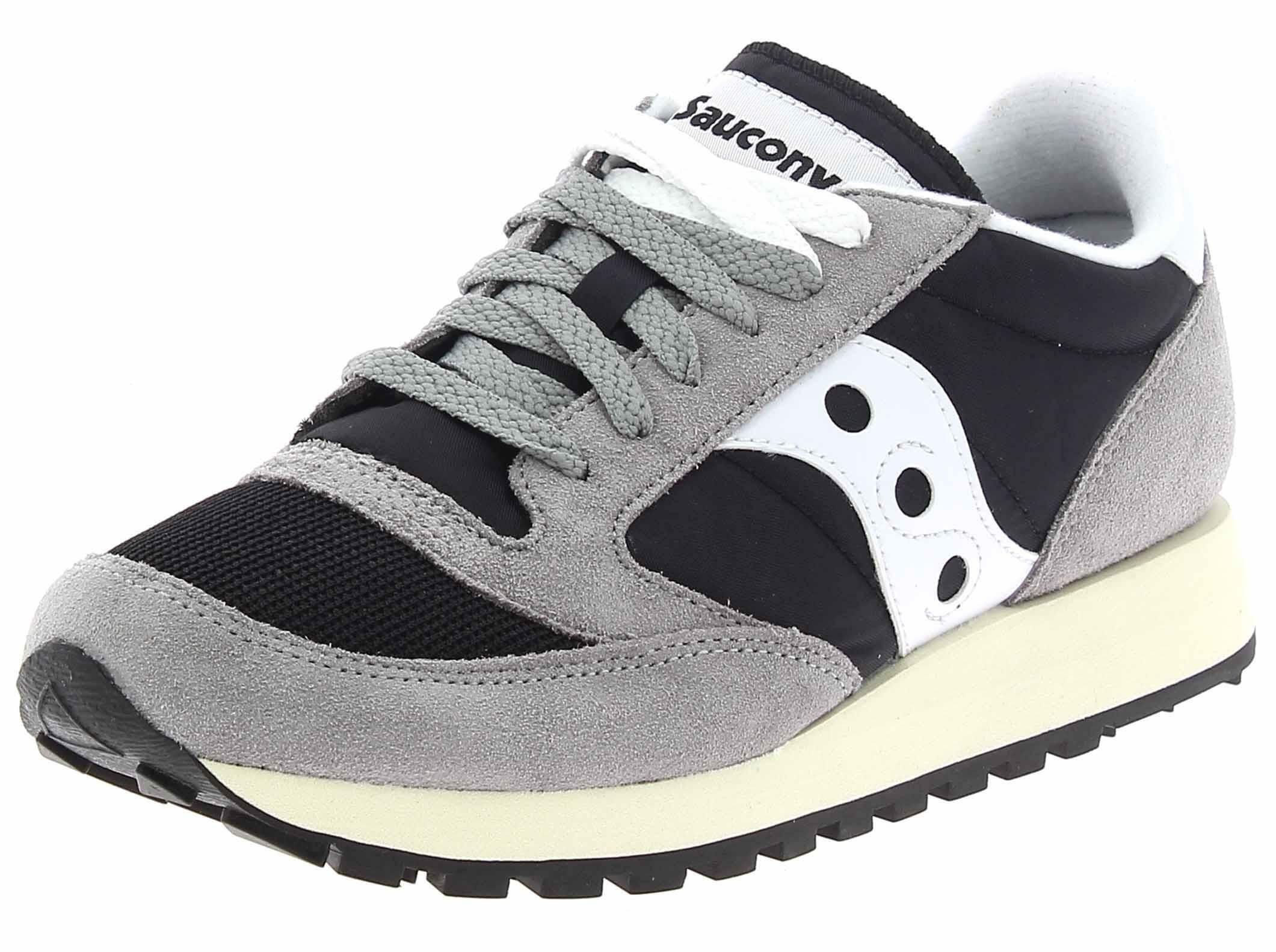 Saucony jazz original vintage scarpe sportive donna grigie s6036843