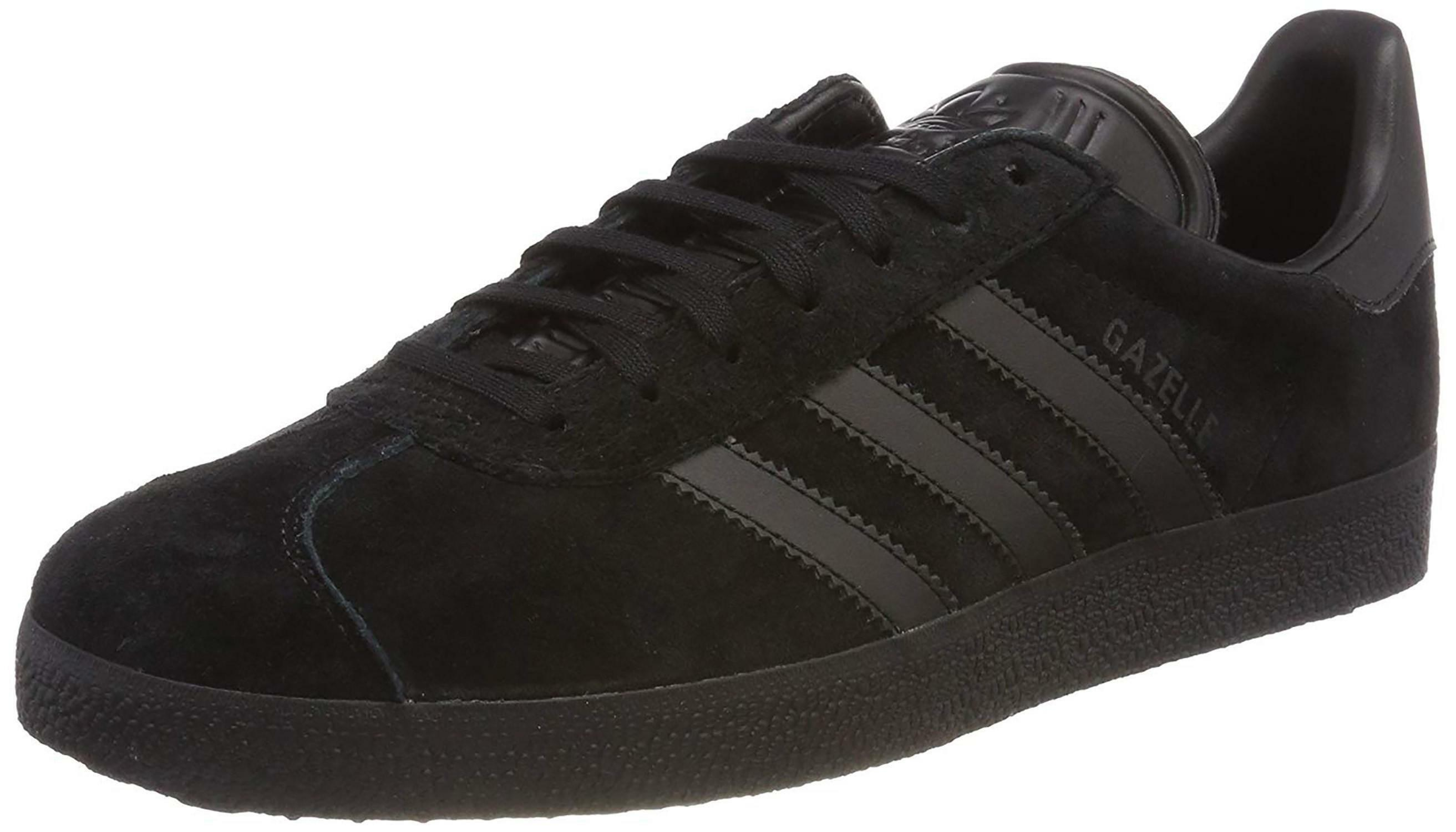 Adidas gazelle scarpe sportive uomo nere cq2809