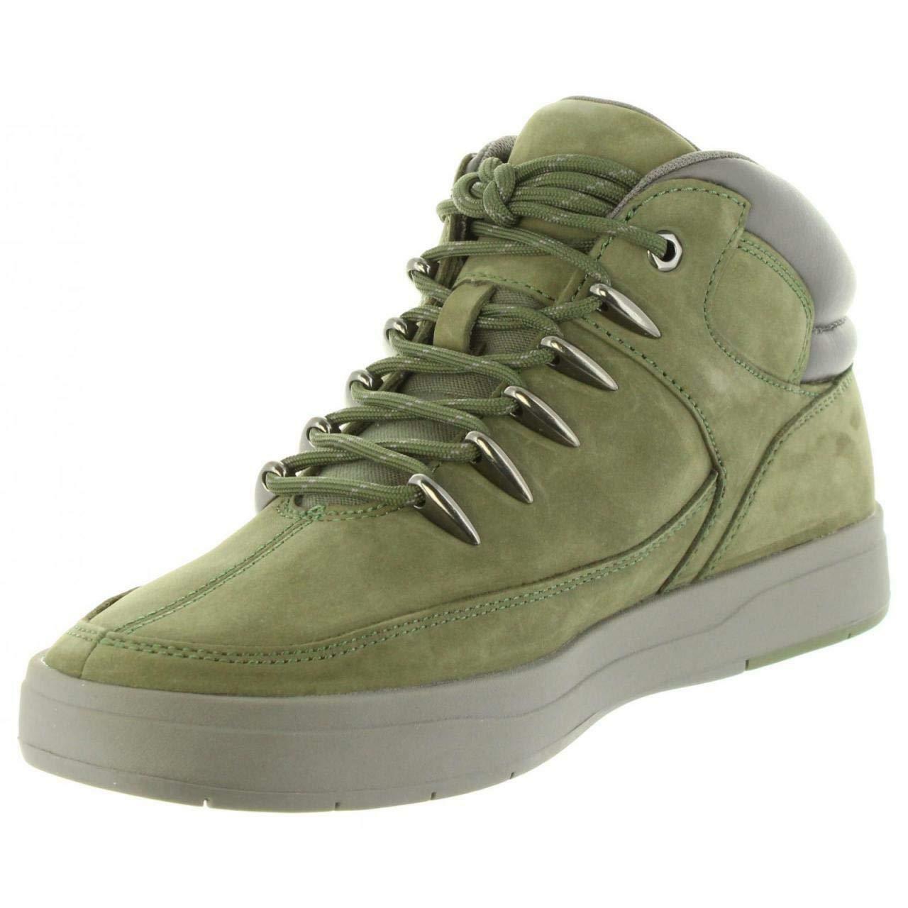 Timberland davis square scarpe uomo verdi 0a1v1t
