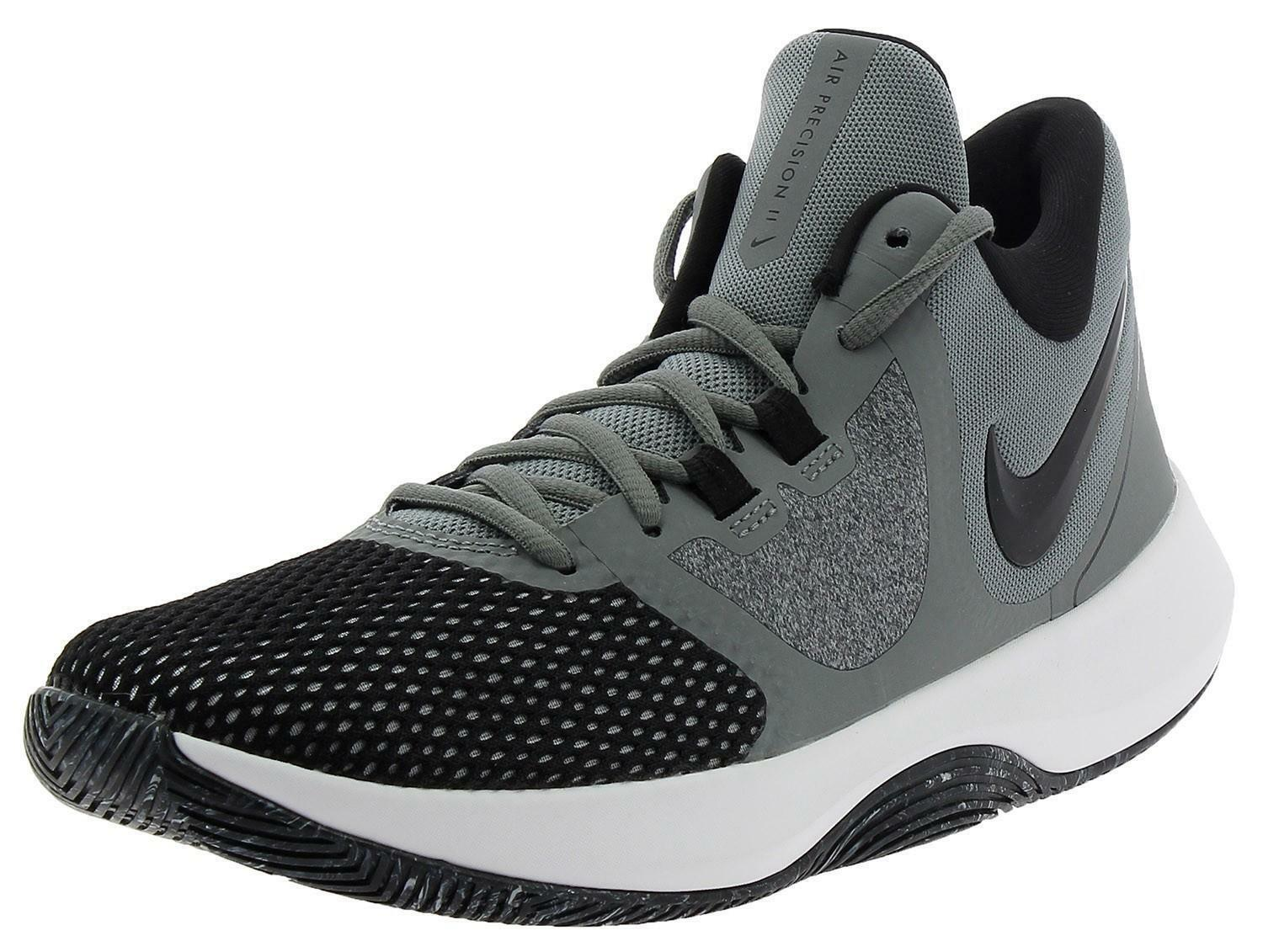 Details about NIKE Air Precision II Men's Basketball Shoes Grey AA7069011