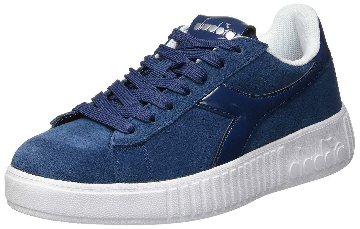 official photos 81e62 33945 Diadora game step scarpe sportive donna blu 17375260033