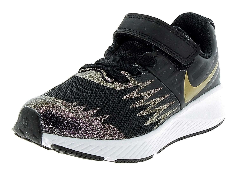 nike star runner sh psv scarpe sportive nere av4489001
