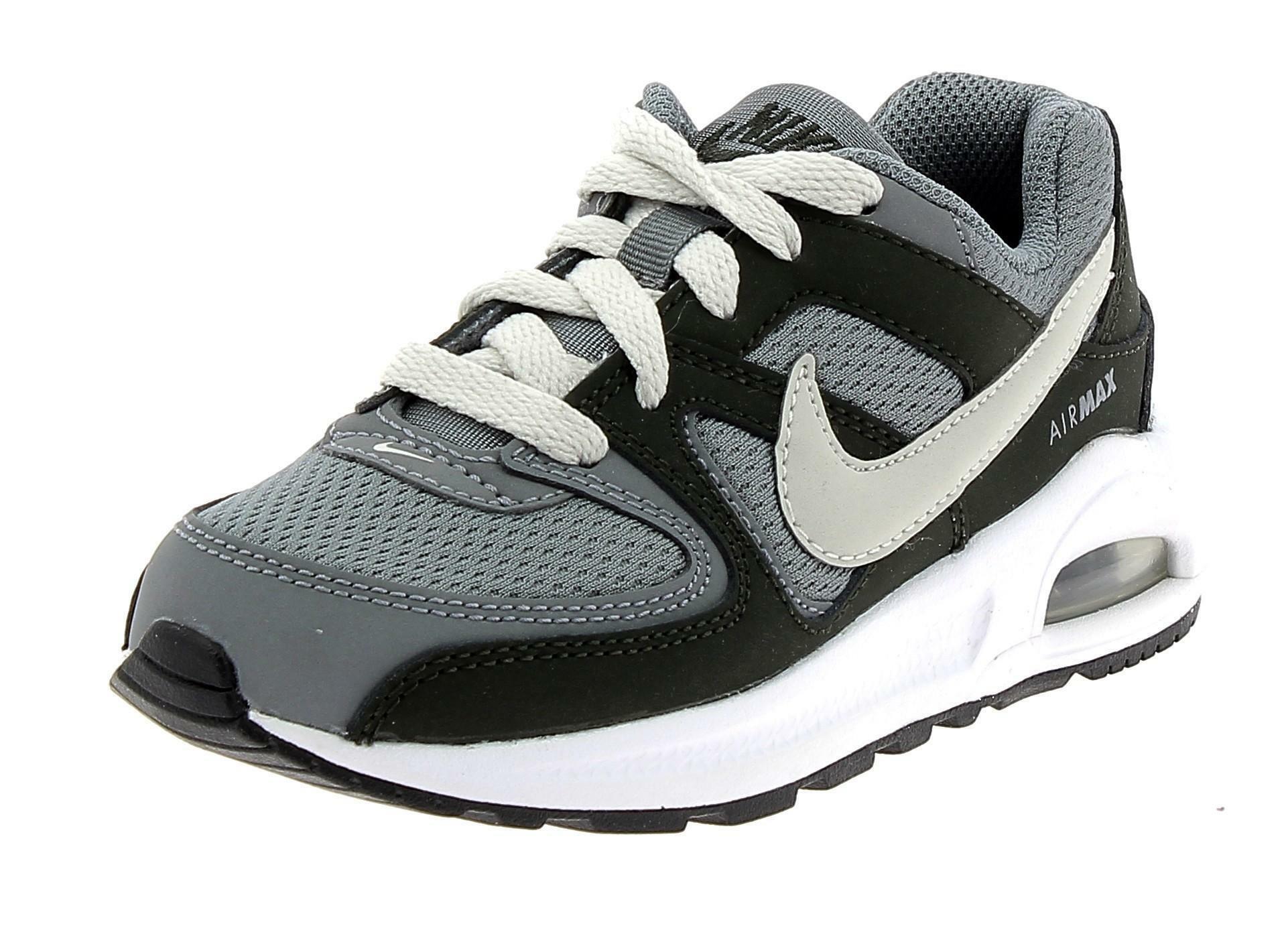 buy popular 51ca8 10fd5 Nike Air Max Command Flex Ps Scarpe Sportive Bambino Grigie 844347006