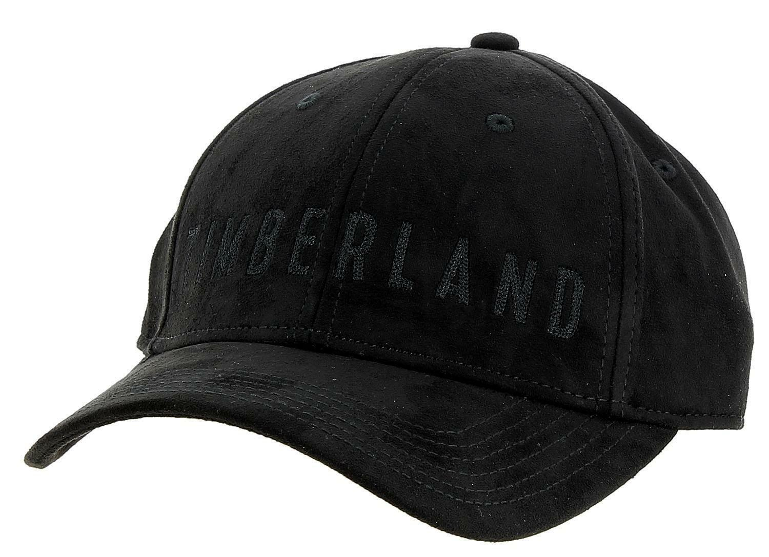 timberland timberland suede high crown cappello uomo nero a1ejz001