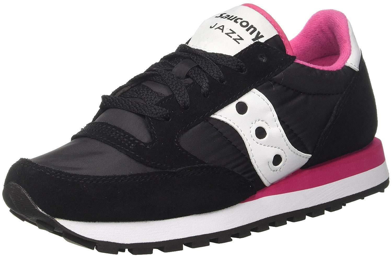 half off 0d3c4 22e91 Saucony jazz original scarpe sportive donna nere s1044443