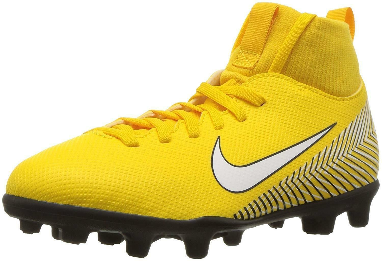 Club Ao2888710 Calcio Njr Bambino Superfly Nike Gialle Scarpe 6 AL34jR5