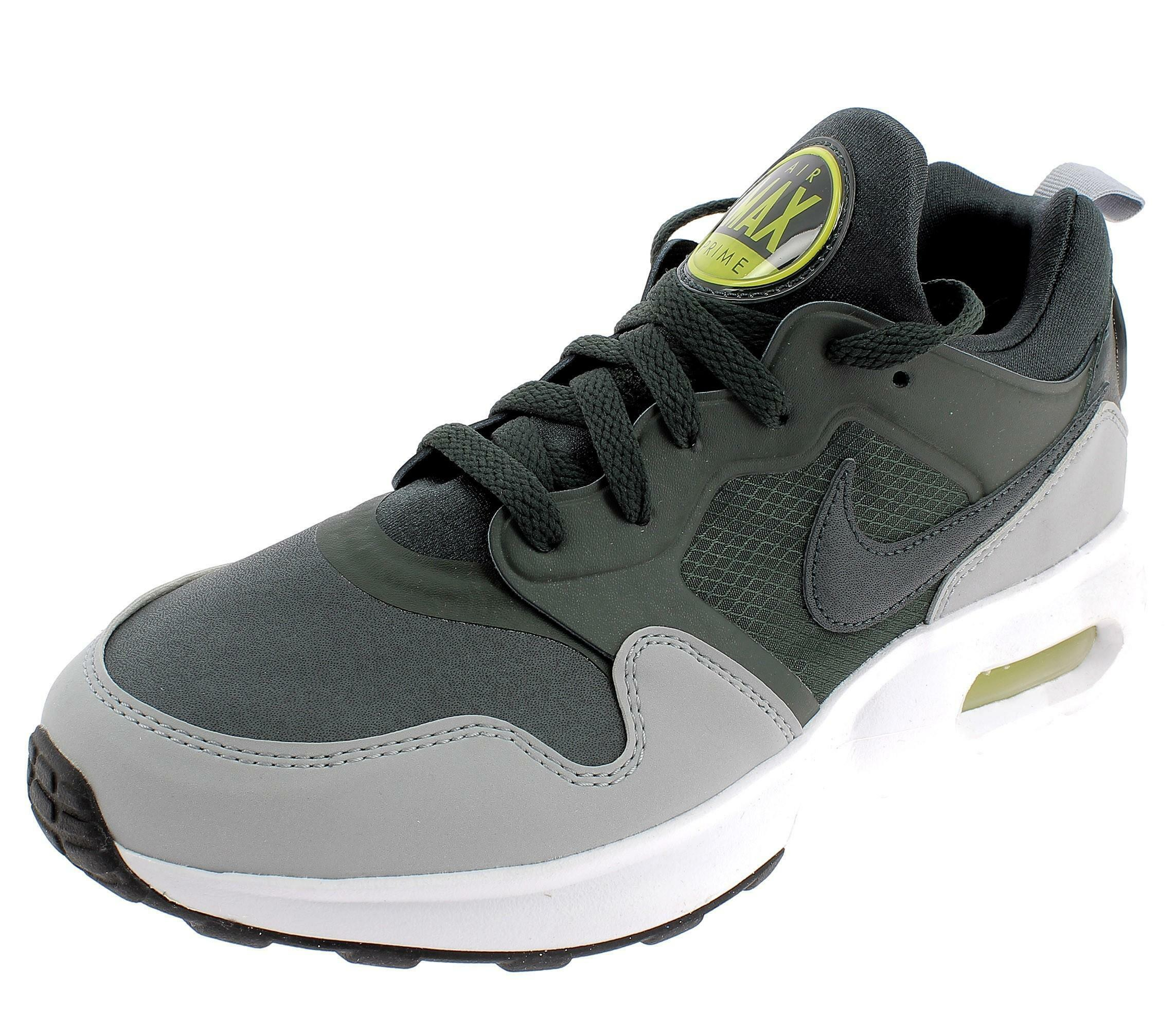 Nike air max prime scarpe sportive uomo nere