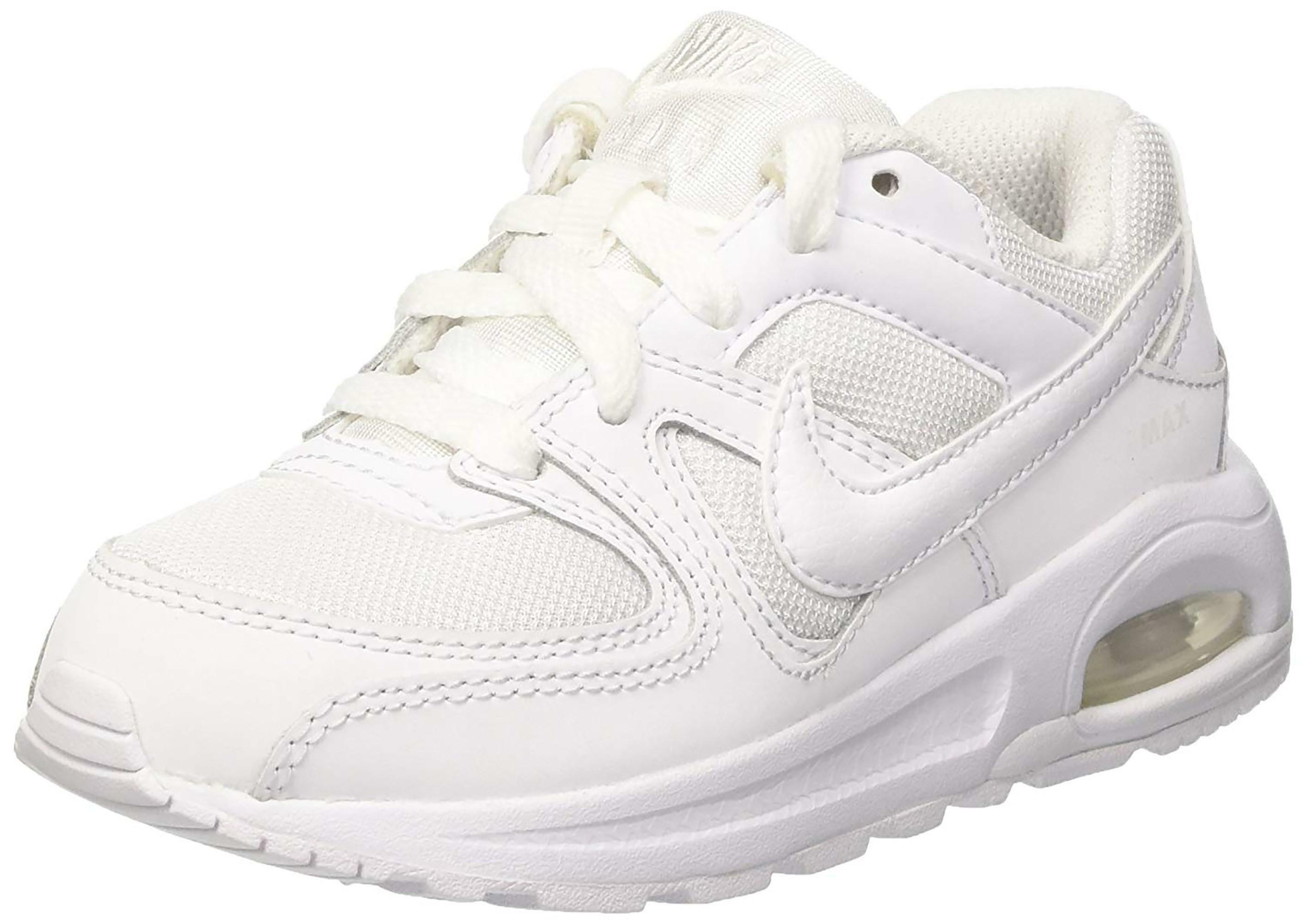 Detalles de NIKE AIR MAX COMMAND FLEX PS ZAPATOS DEPORTIVOS NIOS BLANCO 844347101