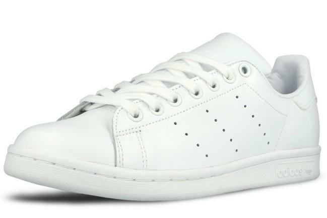 adidas adidas stan smith scarpe sportive pelle bianche s75104