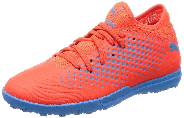 Puma future 19.4 tt jr scarpe calcetto bambino arancioni 10555801
