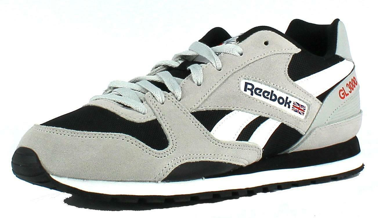 reebok gl 3000 scarpe sportive uomo grigio chiaro