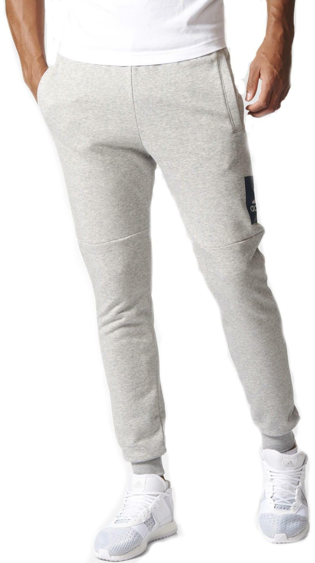 pantaloni uomo adidas cotone