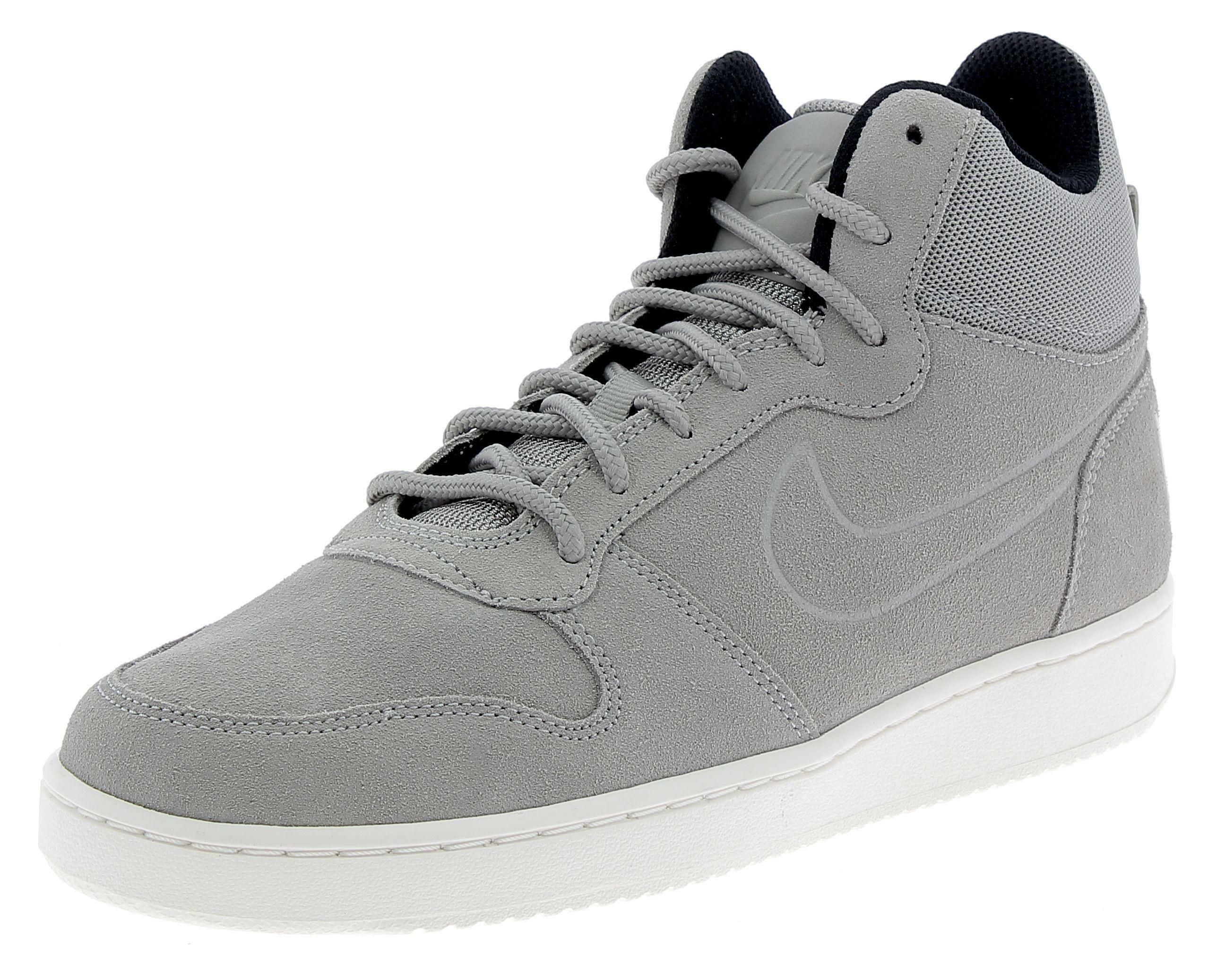 Court Prem Scarpe Mid Borough Beige Nike Sportive v80OmNynw
