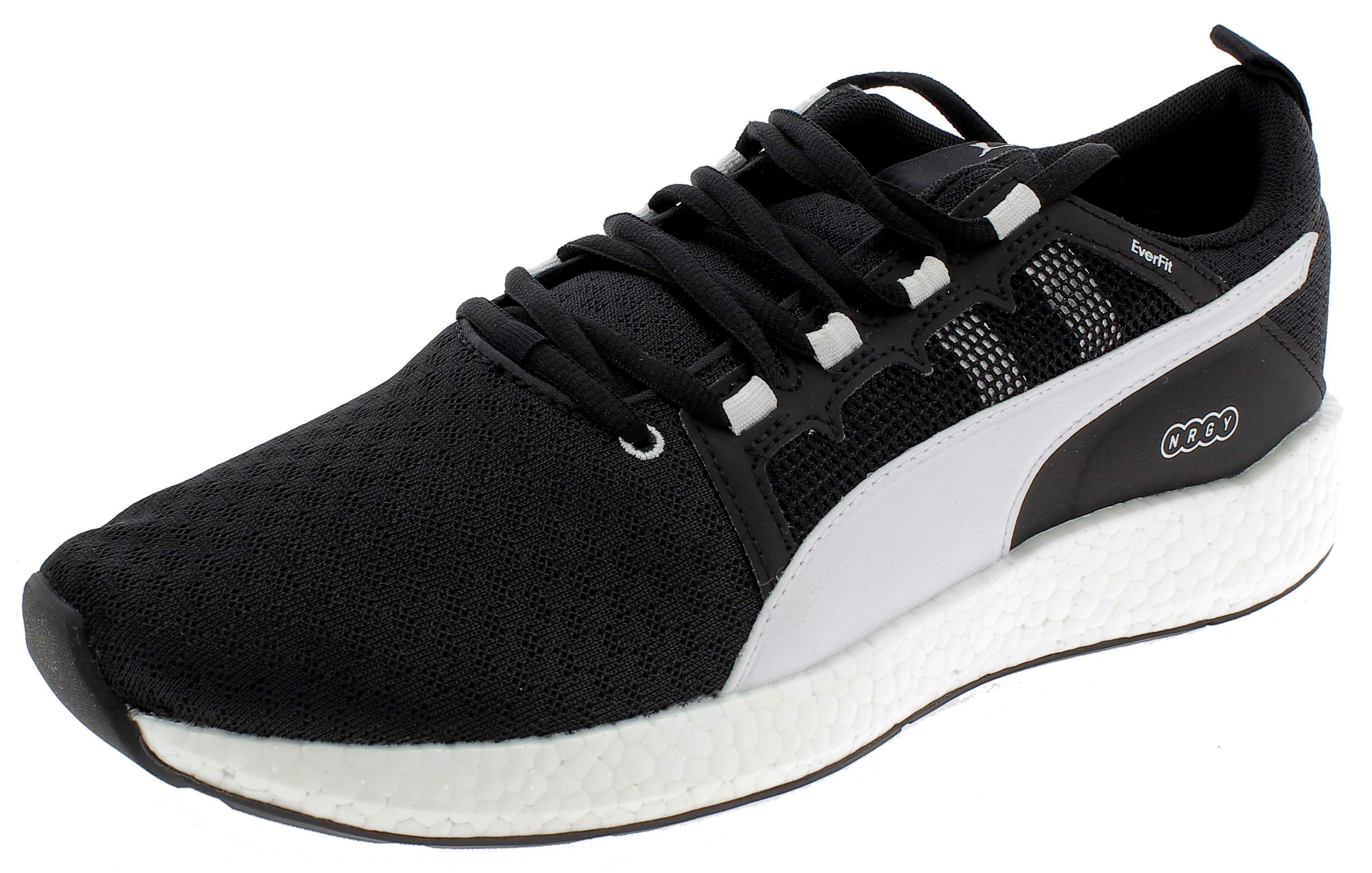 puma nere uomo scarpe