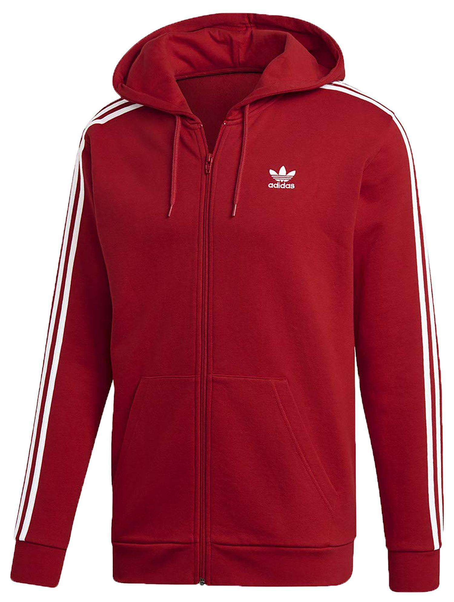 adidas completino rosso