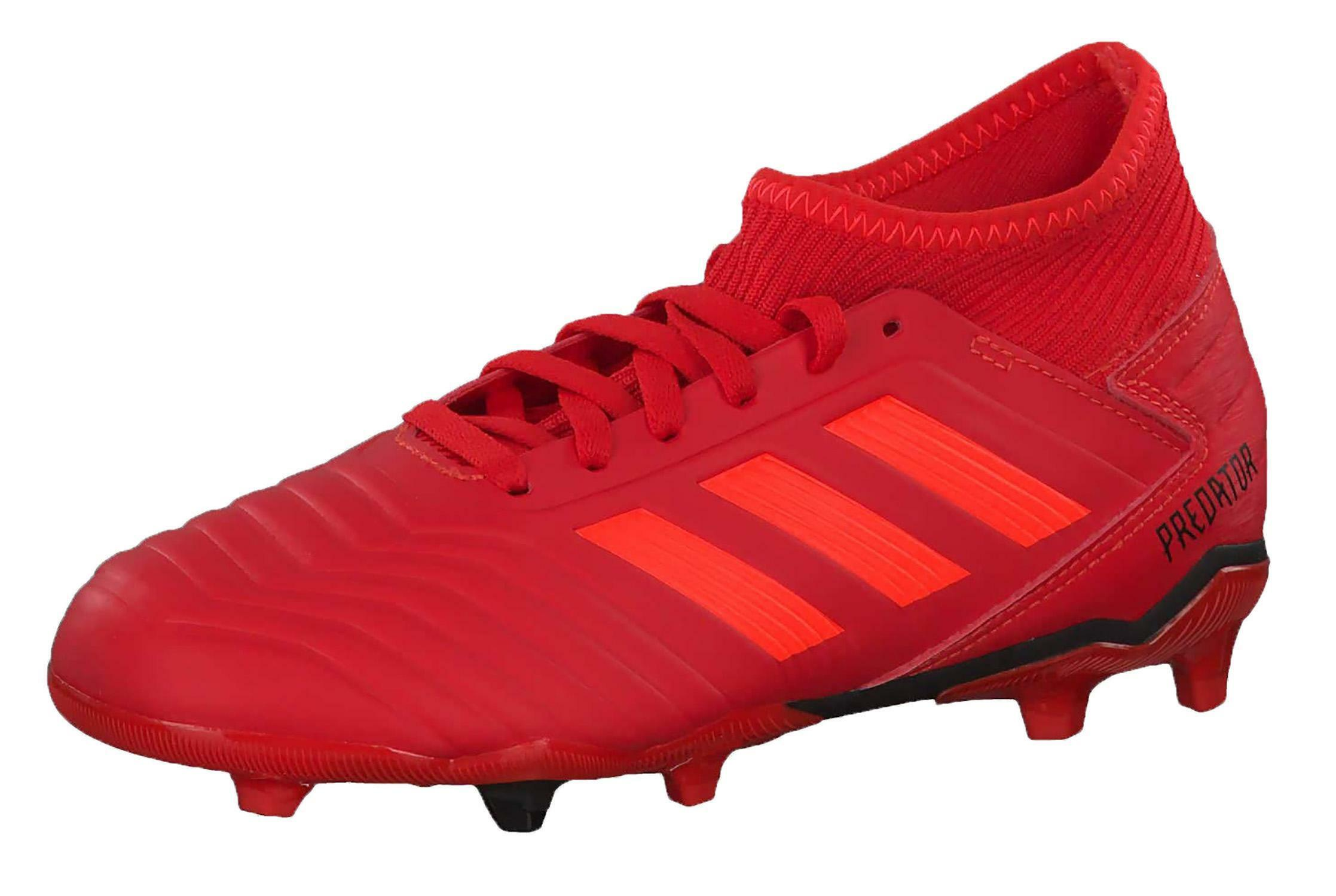 scarpe adidas calcio rosse