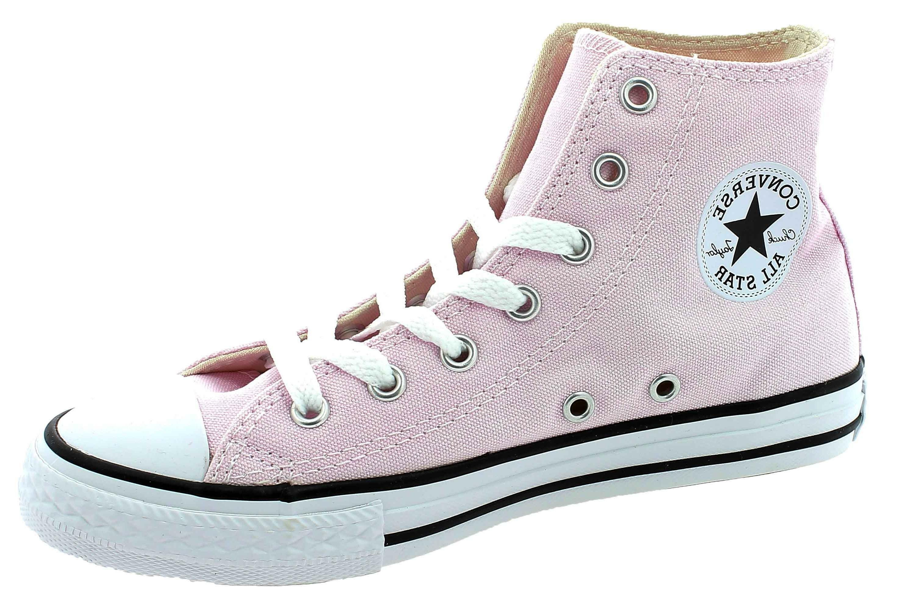 converse ctas hi scarpe sportive rosa 663630c