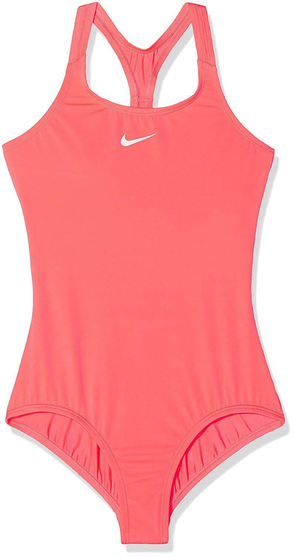 Nike costume da bagno donna rosa fluo ness5021494