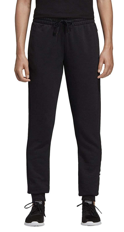 adidas pantaloni donna neri